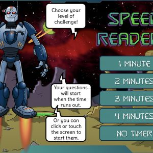 Speed readers - KS2 Guided reading
